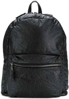 Giorgio Brato leather backpack
