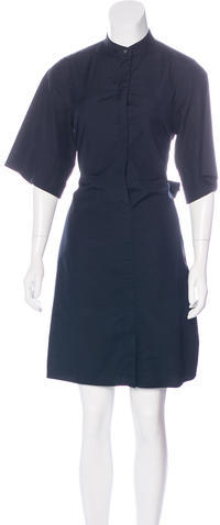 3.1 Phillip Lim3.1 Phillip Lim Belted Short Sleeve Dress