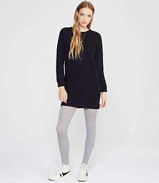 Lou & Grey Terry Sweatshirt Dress