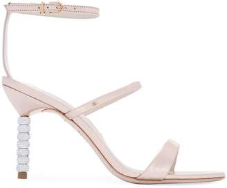 Sophia Webster Chiara Ice bridal sandals