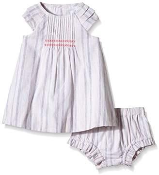 NECK & NECK Unisex Baby Vestido Tejido NIÑA PEQUEÑO Dressed