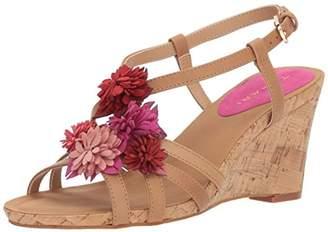Tahari Women's TA-Favor Wedge Sandal