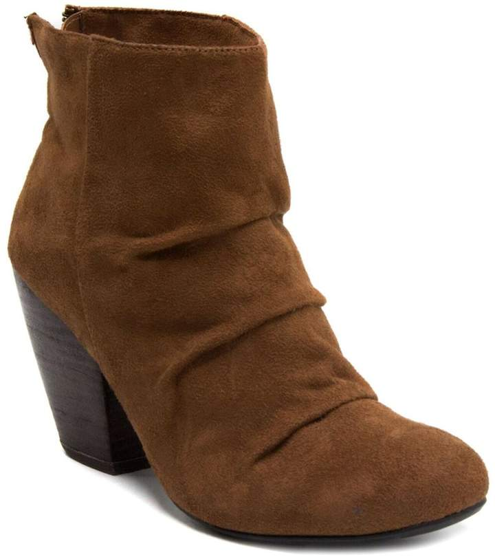 sugar Tahoe Women's Slouch Ankle Boots