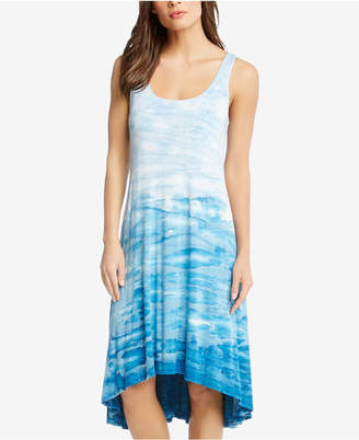 Karen Kane Ombré High-Low Dress