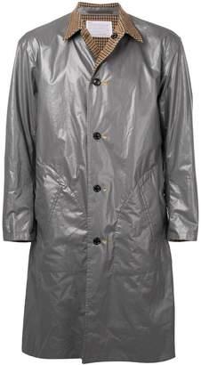 Kolor reversible coat