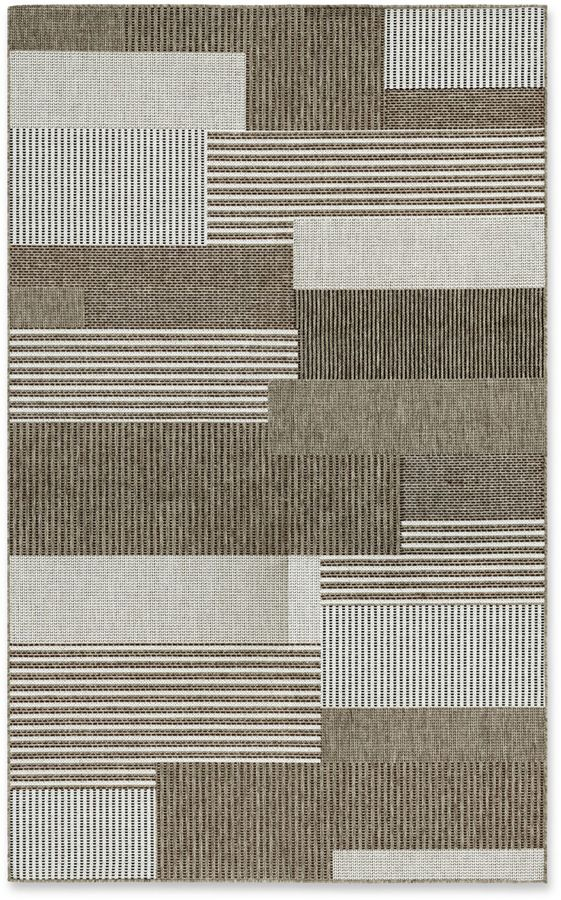CouristanCouristan® Monaco Starboard Rug in Brown/Sand