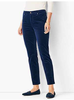 Talbots Slim Ankle Cords