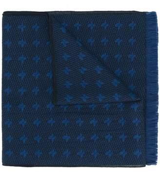 fe-fe butterfly print scarf