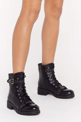 e6fb9a302c9 Faux Leather Boots - ShopStyle UK