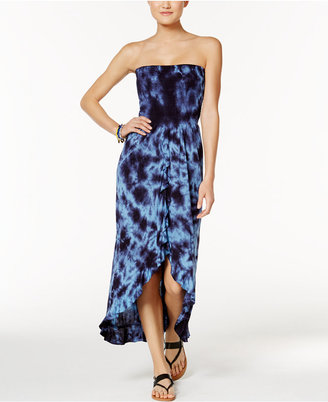 Raviya Printed Cascade Tube Cover-Up $29.99 thestylecure.com
