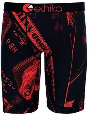 Ethika Men's Hood Nation Boxer Brief Underwear M