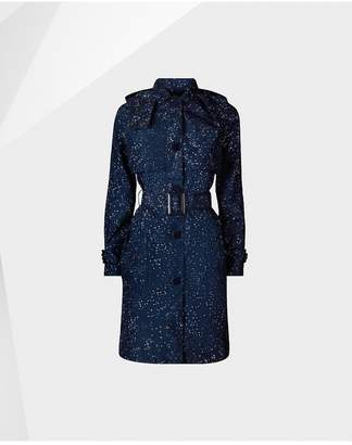 Hunter Womens Original Refined Trench Coat