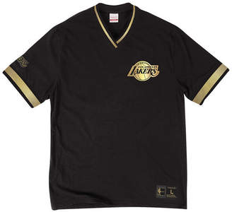 Mitchell & Ness Men's Los Angeles Lakers Overtime Win Vintage Jersey