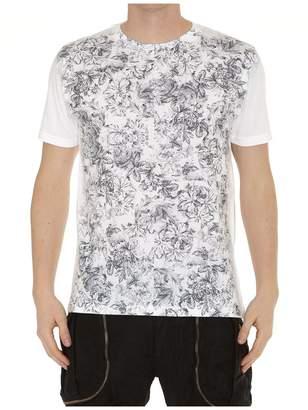 Hosio Floral Print T-shirt