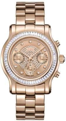 JBW Women's J6330C Laurel Analog Gold Dial Watch