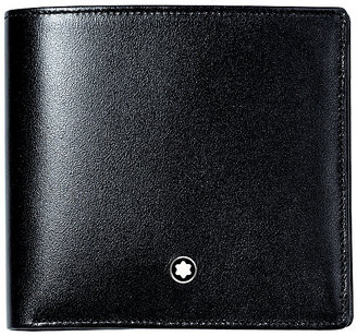 Montblanc Meisterstuck leather wallet and coin case
