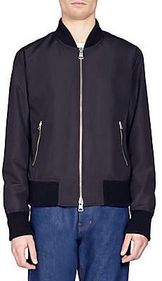 Ami Paris Men's Zip-Front Bomber Jacket