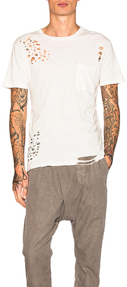 NSF Paulie Tee in Ivory $114 thestylecure.com