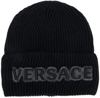Versace knit cap