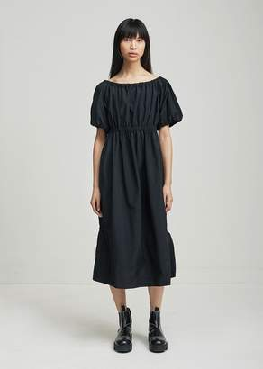Molly Goddard Mary Dress Black