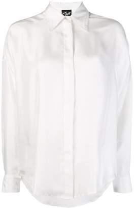 Michel Klein concealed front shirt