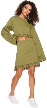 Puma Women's Fenty Kimono Sleeve T-Shirt