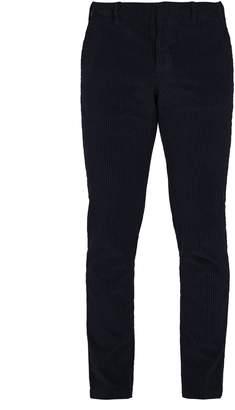 Incotex Slim-fit cotton blend corduroy trousers