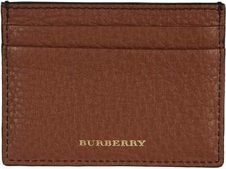 Burberry House Check Card Case
