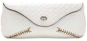Patricia Nash Ardenza Woven Leather Sunglass Case