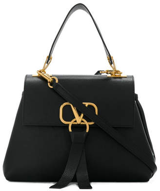 Valentino Vring Small Leather Single Handle Bag