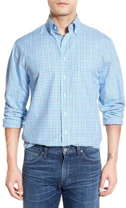 Men's Vineyard Vines 'Canaan Valley Plaid - Murray' Classic Fit Long Sleeve Sport Shirt $98.50 thestylecure.com