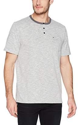 Hurley Men's Nike Dri-Fit Lagos Short Sleeve Henley