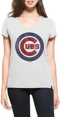 Women's 47 Brand Cubs Tee $38 thestylecure.com