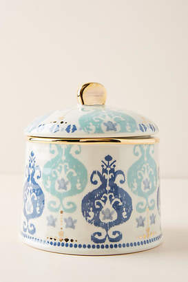 Anthropologie Gilded Diana Canister