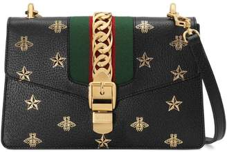 Gucci Sylvie Bee Star small shoulder bag