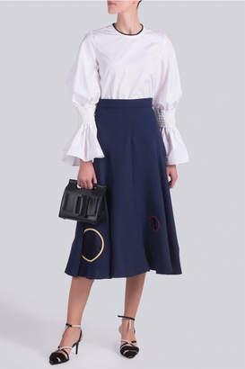 Roksanda Carson Midi Skirt