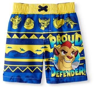 Trunks Lion Guard The Toddler Boys' Swim Trunk Board Shorts