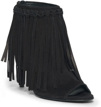 Polo Ralph Lauren Randi Fringed Suede Sandal $395 thestylecure.com