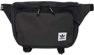 adidas Black Premium Essentials Waist Bag