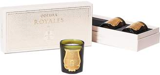Cire Trudon Royal Scents Travel Candles Set