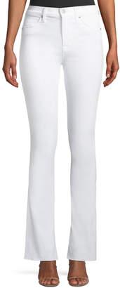 Hudson Heartbreaker High-Rise Boot-Cut Jeans