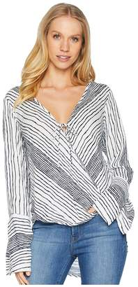 Lucy-Love Lucy Love Can't Touch This Top Women's Clothing