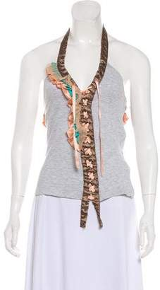 Dolce & Gabbana Sleeveless Jersey Top