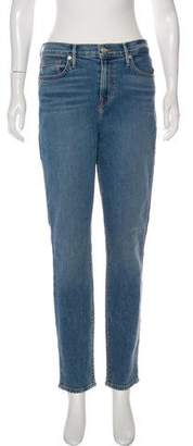 Vince Mid-Rise Straight-Leg Denim w/ Tags