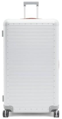 Fabbrica Pelletterie Milano - Bank Spinner 84 Aluminium Suitcase - Womens - Silver