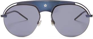 Christian Dior Evolution aviator sunglasses