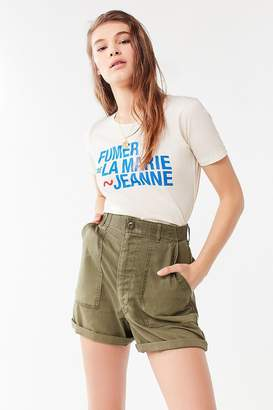 Urban Renewal Vintage Washed Surplus Short