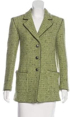 Chanel Tweed Wool Jacket
