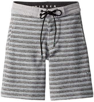 VISSLA Kids Sofa Surfer Lounger Fleece Shorts Boy's Shorts