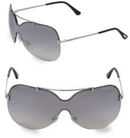 Tom Ford 69MM Rimless Sunglasses